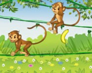 Addicted monkey gyerek j�t�kok